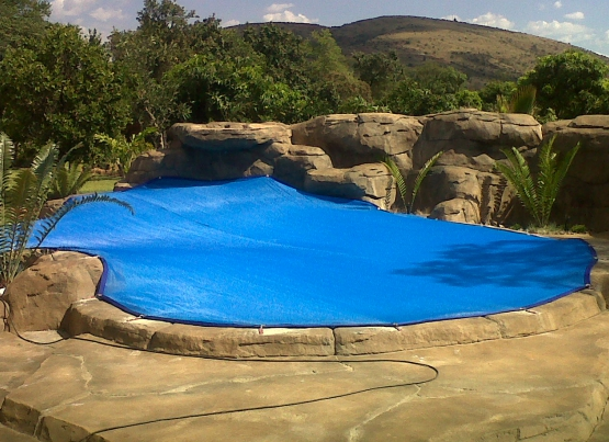 Leaf Net Covers for Pools: Stellenbosch
