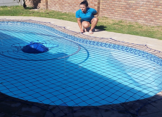Safety Pool Net Installation Milnerton